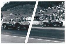 "1960s Drag Racing-Neil ""Pappy"" Ellis-AM/SP ""CHEETAH"" vs MATNEY Bros '62 Corvette"