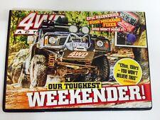 Australian 4WD DVD Iss 220 Our Toughest Weekender!