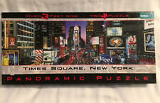 Buffalo Games Panoramic Puzzle TIMES SQUARE, NEW YORK 765 pieces James Blakeway