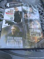 Steve McQueen: 4 Film Favorites (DVD, 2013, 4-Disc Set)