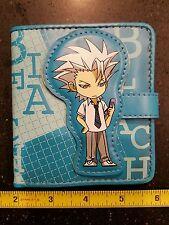 Anime Manga Bleach Captain Toshiro Hitsugaya Wallet Combo