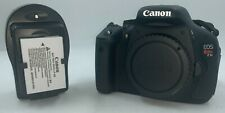 Canon EOS Rebel T3i 18.0MP Digital SLR Camera - Body & Charger - Free Shipping