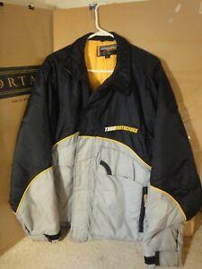 Thor Motocross jacket, Genuine MX racing, pit overcoat. Size XXL. Nice!