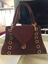 Viva Vida Leather Honey brown Handbag Gold Accents Shoulder Pure Leather Smell