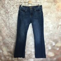 Lucky Brand Women's Sweet N Low Medium Wash Blue Jeans Size 8 x 31 Flare