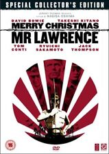 Special Collectors Edtion: Merry Christmas Mr. Lawrence DVD, David Bowie (NEW!)
