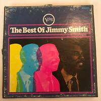 JIMMY SMITH The Best Of VVC8721 Reel To Reel 7 1/2 IPS Verve