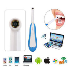 Dental WiFi Intraoral Camera Mini Wireless 6 LED Light for Phone & Computer