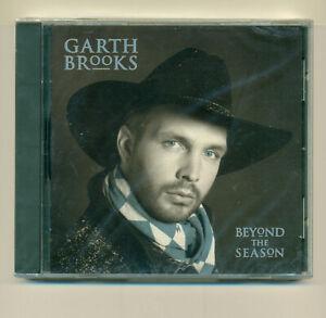 GARTH BROOKS Beyond the Season Christmas CD New Sealed OOP