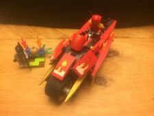 Genuine Lego 9441 Kai's Blade Cycle Ninjago Set Complete 2012