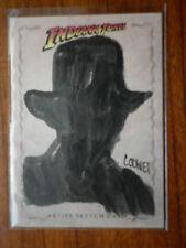 2008 Topps Indiana Jones Heritage Artist Sketch  card 1of1