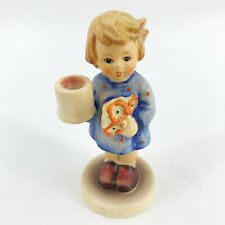 "Goebel Hummel ""Girl With Flowers� Advent Girl #115 Tmk-5 The Last Bee 3.5"""