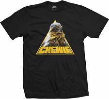 HAN SOLO A STAR WARS STORY Chewie Chewbacca T-SHIRT OFFICIAL MERCHANDISE