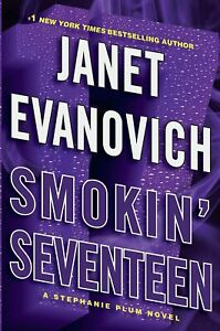 Janet Evanovich SMOKIN' SEVENTEEN Stephanie Plum Unabridged CD *NEW* FAST Ship !