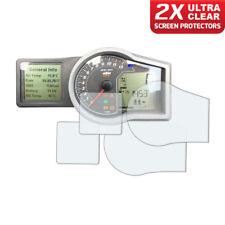 2 x KTM 1290 Super Duke (R / GT) Dashboard Screen Protector: Ultra-Clear