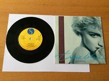 """Madonna - True Blue Remix - 7"""" Vinyl - W8550 - Sire"""