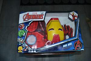 Déguisement Iron Man 3-4 ans Neuf Scellé