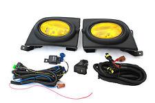 06-08 Honda Civic FA 4 door JDM Yellow Fog Light Kit EX DX LX SI Mugen