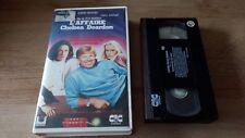 K7 Cassette Vidéo Vintage VHS - L'AFFAIRE CHELSEA DEARDON R.Redford