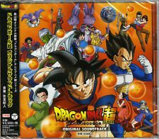 NORIHITO SUMITOMO DRAGON BALL SUPER ORIGINAL SOUNDTRACK JAPAN 2 CD