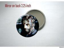 Jason Vorhees Friday the 13th Nine Jason goes to Hell  Pocket /Purse Mirror