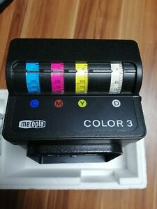 Meopta Color 3 Farbvergrößerer Farbmischkopf Modul Fotolabor