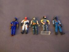 Lot Of 5 Loose GI Joe Figures