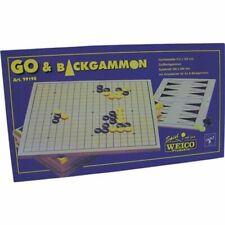 Weico GO & Backgammon Holzkassette