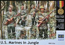 Master Box 1/35 US Marines en la segunda guerra mundial de la selva # 3589