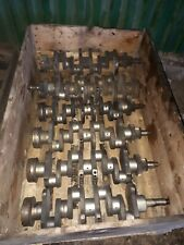 LEYLAND OR MARSHALL TRACTOR 4/98 ENGINE CRANKSHAFT.