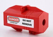 Industrial Plug Lock Box Safety Plug Lock Box for Lab Factory Home Safety Manage