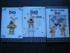 Boofle Fathers Day Dad from your Son Cards / World Class dad