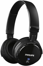 Philips SHB5500BK on Ear Bluetooth Foldable Wireless Headphones Black
