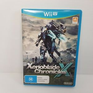 Xenoblade Chronicles X Nintendo Wii U Video Game