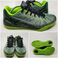 Nike Kobe 9 EM Gorge Green Athletic Basketball Tennis Shoes Sneaker Men Size 13