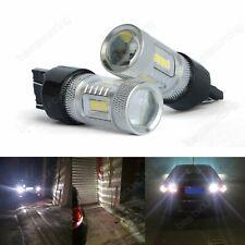 2x 580 582 7443 W21/5W 15W SAMSUNG LED Bulb Sidelight Reverse Signal Stop Light