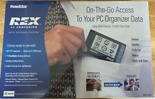 New listing Brand New Franklin Rex Pc Companion with Docking Station