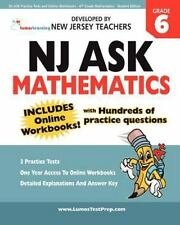 NJ ASK Practice Tests and Online Workbooks - 6th Grade Mathematics - Student Ed…
