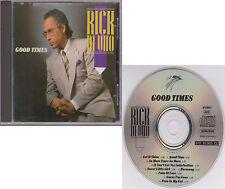 RICK DE VITO Good Times 1988 Oop & Rare GERMANY CD 80s Dutch Pop Music
