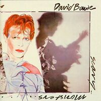 David Bowie - Scary Monsters [CD]