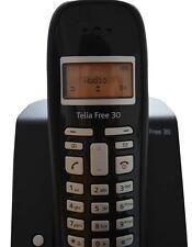 SIEMENS GIGASET AC160 DECT Téléphone sans fil / TELIA GRATUIT 30 nouveaux