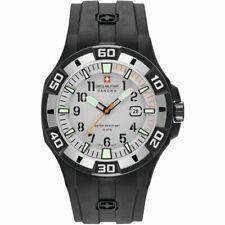 Swiss Military Hanowa Bermuda 6-4292.27.009.07 Men's Black Rubber Strap Watch
