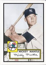 Topps Rookie of the Week 2006 Mickey Mantle #1 REPRINT NY Yankees $4.00-$10.00