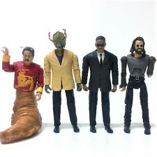 4PCS Men In Black 3 Agent K Boris Stalk Eyes 3.75'' Action Figure collect toy