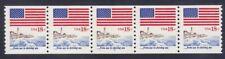 US 1891 MNH 1981 18¢ Flag Sea to Shining Sea PNC 5 Plate #5