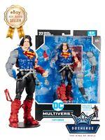 "DC Multiverse LOOSE 7"" SUPERMAN Dark Nights Death Metal McFarlane Action Figure"