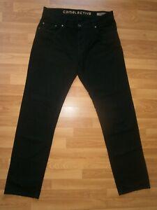 Camel Active Jeans Woodstock, schwarz, Gr.36/34, Sehr guter Zustand!!!