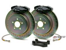 Brembo Rear GT Brake 2Pot Caliper Black 316x20 Drill Disc for FRS GT86 BRZ WRX