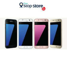 Samsung Galaxy s7 32gb g930f 32gb Entsperrt Android Smartphone gold schwarz silber