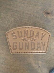 5.11 Patch Sunday Gun Day